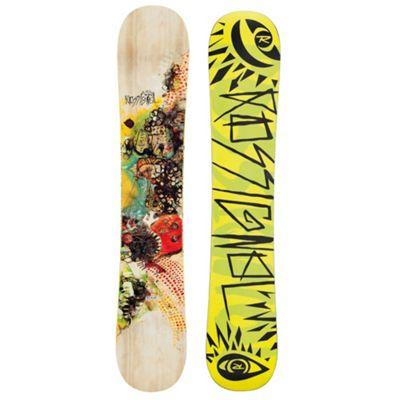 Rossignol Angus Amptek Snowboard 155 - Men's