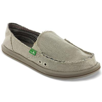 Sanuk Women's Donna Hemp Shoe