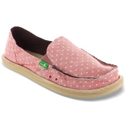 Sanuk Women's Dotty Shoe