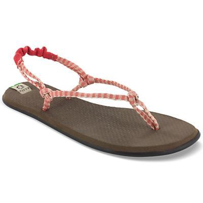 Sanuk Women's Rasta Knotty Sandal