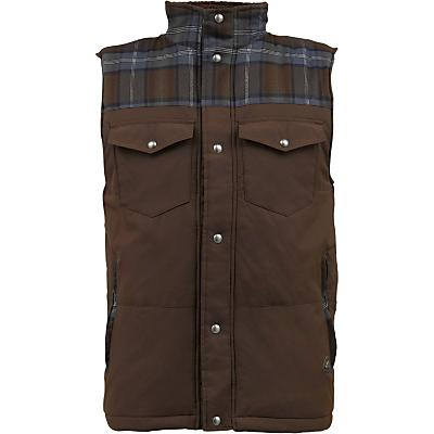 Burton Biggs Puffy Snow Vest - Men's
