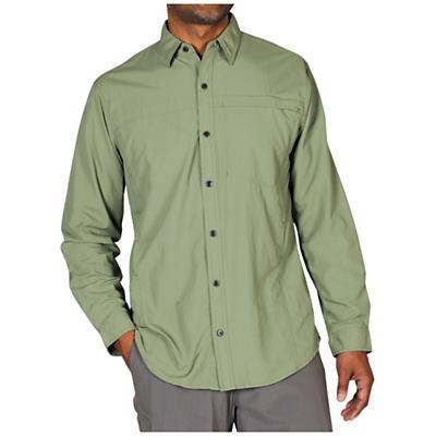 ExOfficio Men's BugsAway Breezer L/S Top