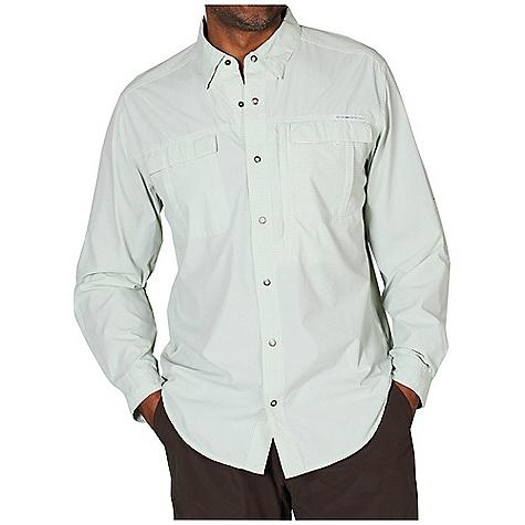ExOfficio BugsAway Halo Check Long-Sleeve Shirt