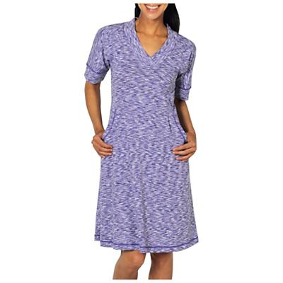 ExOfficio Women's Chica Cool V Neck Dress