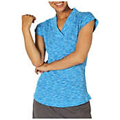 ExOfficio Women's Chica Cool V Cap Sleeve Top