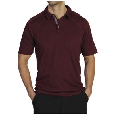 ExOfficio Men's ExO JavaTech Polo S/S