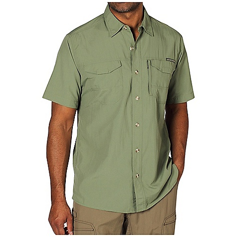 photo: ExOfficio GeoTrek'r Long-Sleeve Shirt hiking shirt