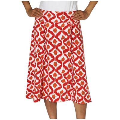 ExOfficio Women's Go To Diamond Knee Skirt