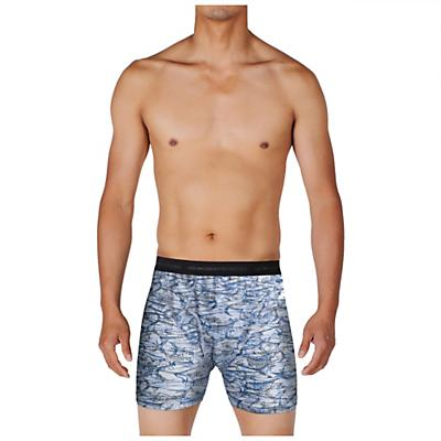 ExOfficio Men's Give-N-Go Deepwater Boxer Brief