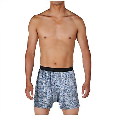 ExOfficio Men's Give-N-Go Deepwater Boxer