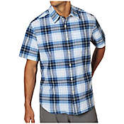 ExOfficio Men's Kallu Macro Plaid S/S Top
