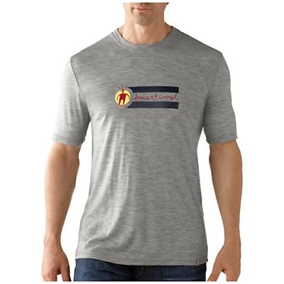Smartwool Men's SS Slim Fit Logo Tee