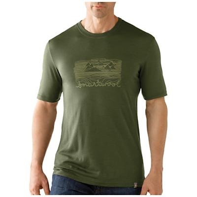 Smartwool Men's SS Slim Mountain Sun Tee
