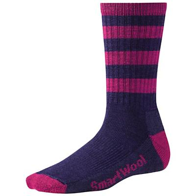 Smartwool Women's Striped Hike Light Crew Sock