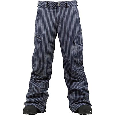 Burton Poacher Snowboard Pants Ballpoint Distripe - Men's