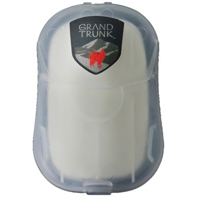 Grand Trunk Travel Soap Leaves