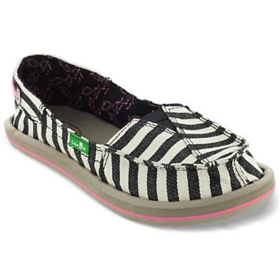 Sanuk Youth Castaway Girls Shoe