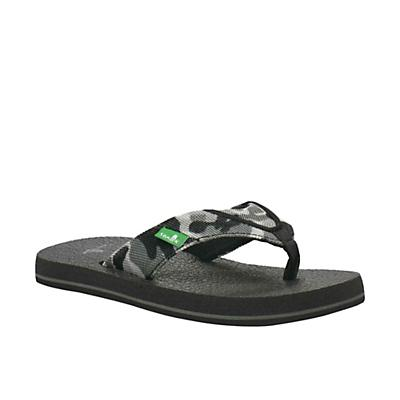 Sanuk Youth Root Beer Cozy Sandal