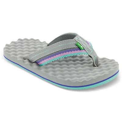 Sanuk Youth Tag-Ur-It Girls Sandal