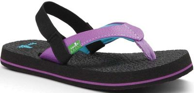 Sanuk Youth Yoga Mat Girls Sandal