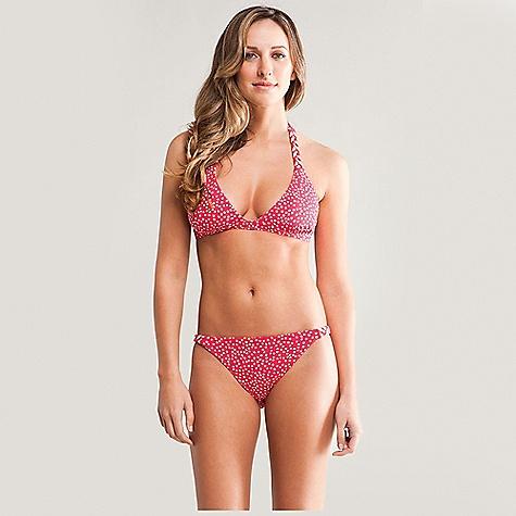 Carve Designs Women's Andi Reversible Bikini Top