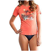 Carve Designs Women's Surfside Rash Guard