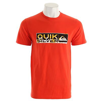 Quiksilver Drawing Near Slim T-Shirt - Men's