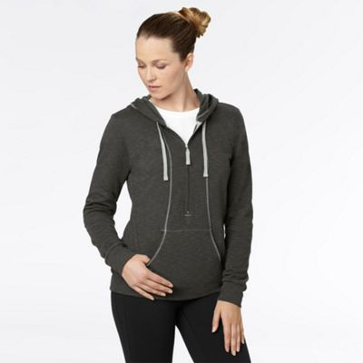 lucy Women's Sexy Sweat Half Zip Jacket
