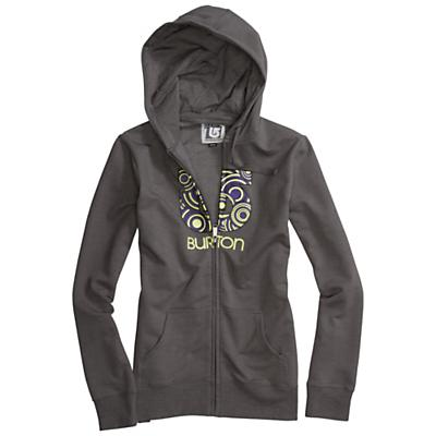 Burton Circle Process Basic Fullzip Hoodie - Women's