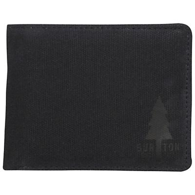 Burton Cutter Waxed Canvas Wallet - Men's