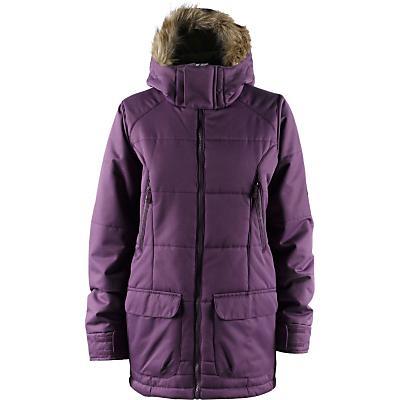 Foursquare Fixture Snowboard Jacket - Women's