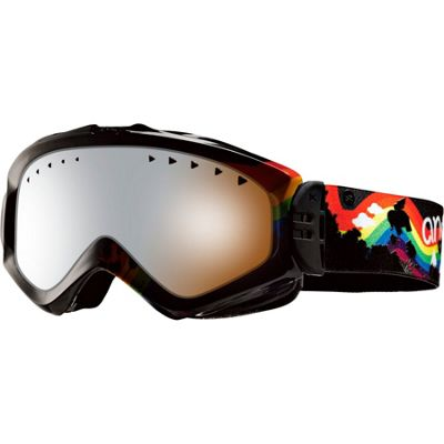 Anon Majestic Goggles Ht Pro/Silver Amber Lens - Women's