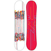 Burton Feelgood Smalls Snowboards 125 - Girl's