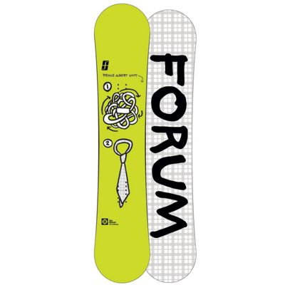 Forum Mini Manual Snowboard 143 - Men's