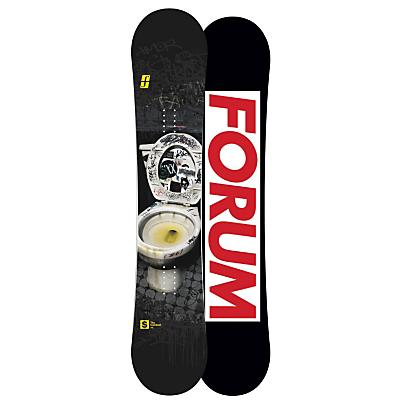 Forum Contract Snowboard 146 - Boy's