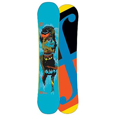 Forum Youngblood Doubledog Wide Snowboard 150 - Men's