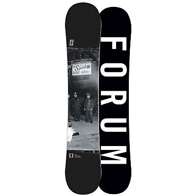 Forum Destroyer Doubledog Snowboard 154 - Men's
