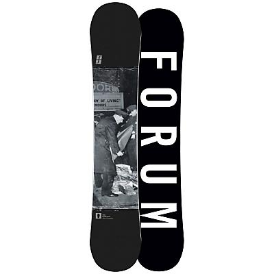 Forum Destroyer Doubledog Wide Snowboard 156 - Men's