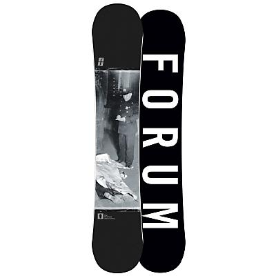 Forum Destroyer Doubledog Wide Snowboard 158 - Men's