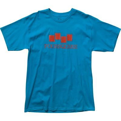 Foursquare Block T-Shirt - Men's