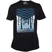 Hurley Men's Pier Waves Shirt