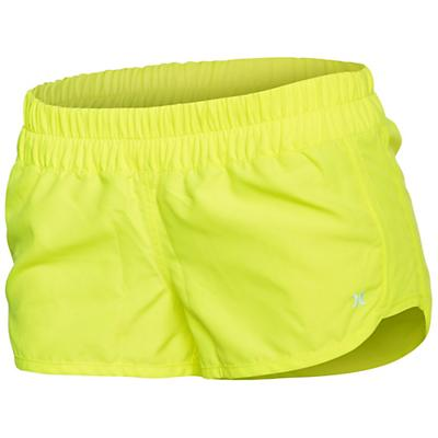 Hurley Women's Supersuede Solid Beachrider Boardshort