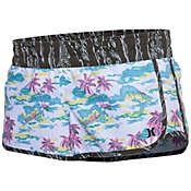 Hurley Women's Supersuede Printed Beachrider Boardshort