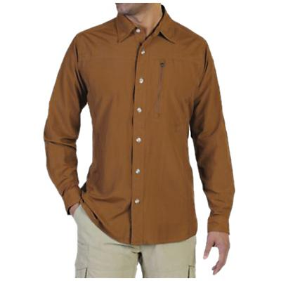 ExOfficio Men's Geo Trek'r L/S Top