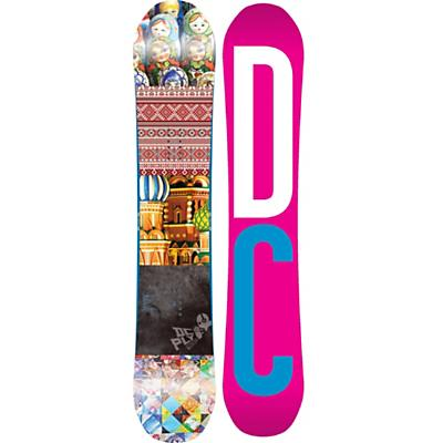 DC Ply Snowboard 153.25 - Women's