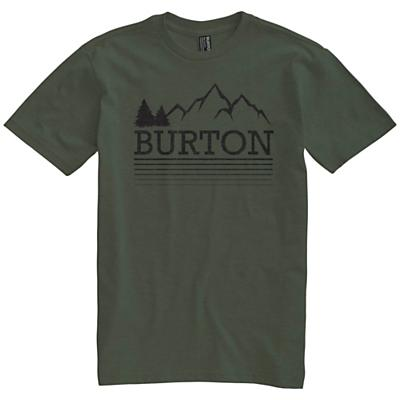 Burton Men's Griswold Recycled Slim Fit Tee