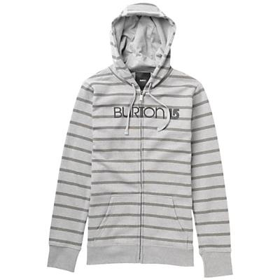 Burton Women's Her Logo Basic Full-Zip Hoodie