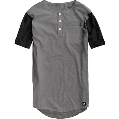 Burton Men's Jimmy Henley Pocket Tee