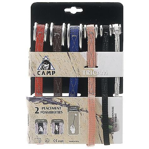 photo: CAMP Tricam camming device