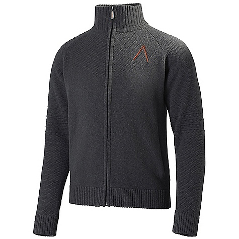 photo: Helly Hansen Ask Ski Knit wool jacket